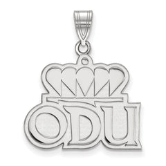 14kw LogoArt Old Dominion University Large Pendant