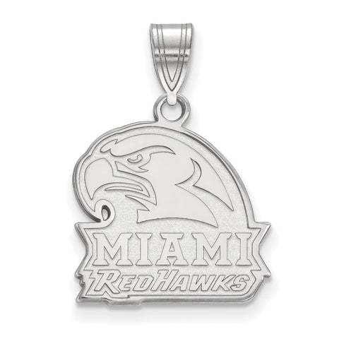 10kw LogoArt Miami University Medium Pendant