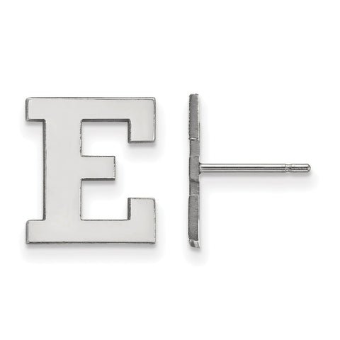 14kw LogoArt Eastern Michigan University Small Post Earringss