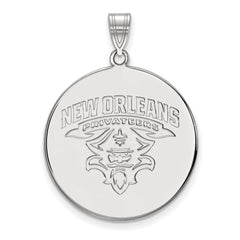 10kw LogoArt University of New Orleans XL Disc Pendant