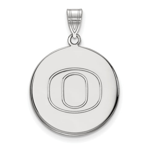 14kw LogoArt University of Oregon Large Disc Pendant