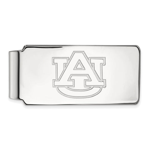 10kw LogoArt Auburn University Money Clip