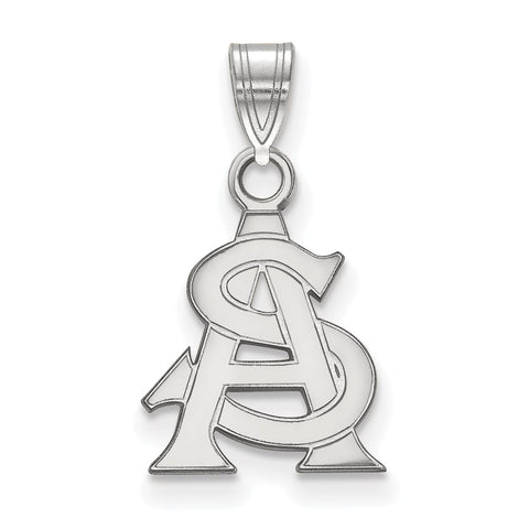 10kw LogoArt Arizona State University Small Pendant