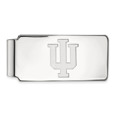 10kw LogoArt Indiana University Money Clip