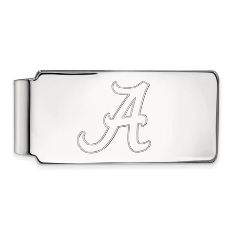 10kw LogoArt University of Alabama Money Clip