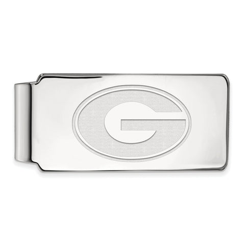14kw LogoArt University of Georgia Money Clip