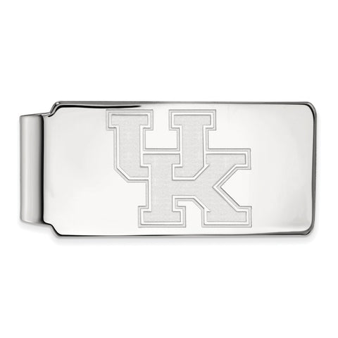 14kw LogoArt University of Kentucky Money Clip