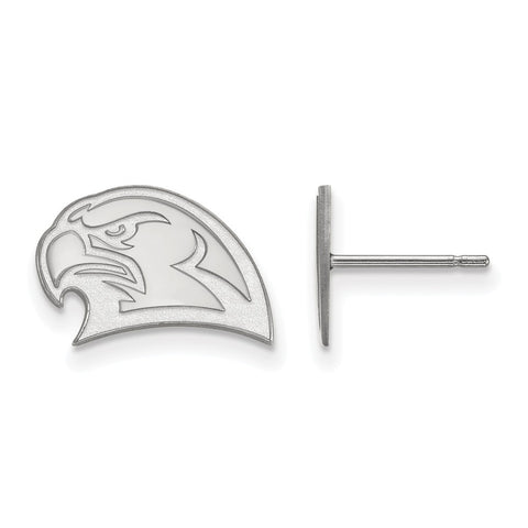 14kw LogoArt Miami University Small Post Earrings