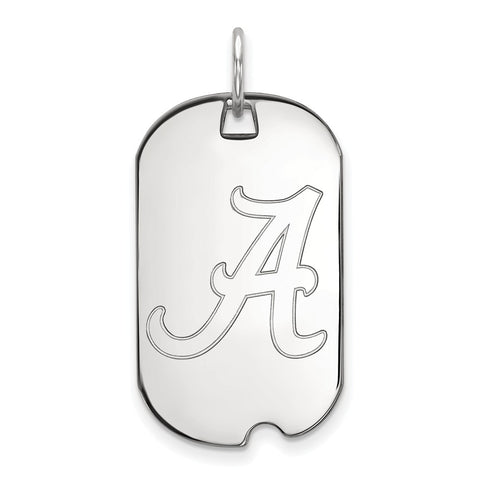 10kw LogoArt University of Alabama Small Dog Tag