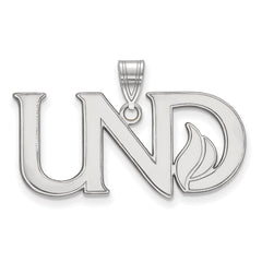 14kw LogoArt University of North Dakota Large Pendant