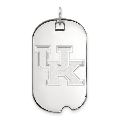 14kw LogoArt University of Kentucky Large Dog Tag