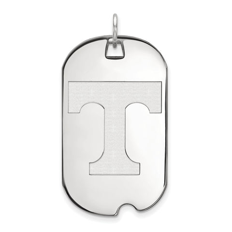 10kw LogoArt University of Tennessee Large Dog Tag