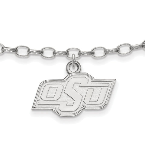 Oklahoma State University licensed Collegiate Anklet