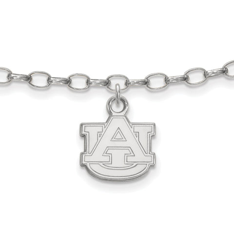 Auburn University licensed Collegiate Anklet