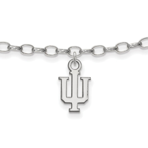 Indiana University licensed Collegiate Anklet
