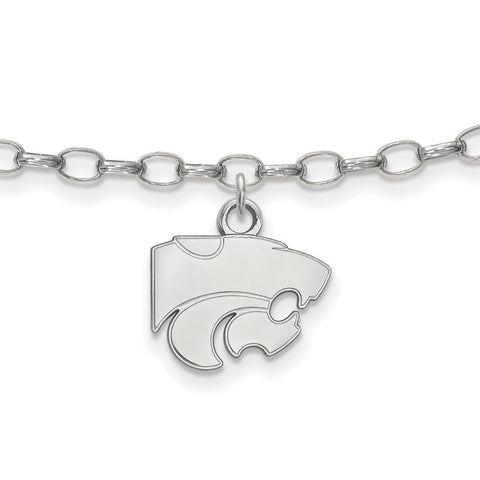 Kansas State University licensed Collegiate Anklet