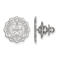 14kw LogoArt University of North Dakota Crest Lapel Pin