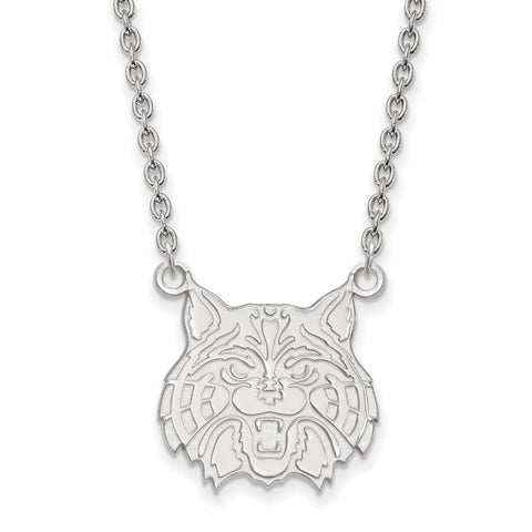 10kw LogoArt University of Arizona Large Pendant w/Necklace