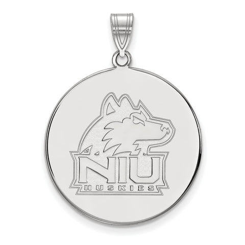 14kw LogoArt Northern Illinois University XL Disc Pendant