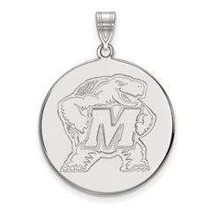 10kw LogoArt University of Maryland XL Disc Pendant