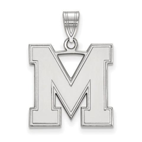 10kw LogoArt University of Memphis Large Pendant