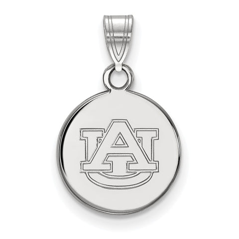 10kw LogoArt Auburn University Small Disc Pendant