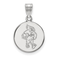 10kw LogoArt Iowa State University Medium Disc Pendant