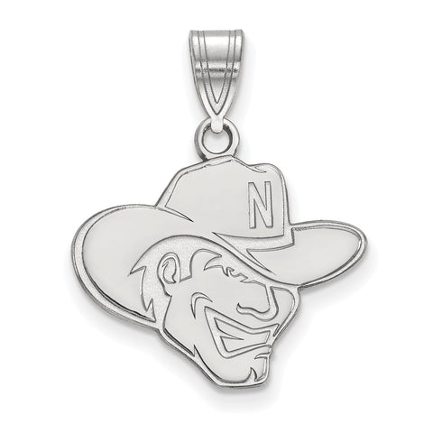 14kw LogoArt University of Nebraska Medium Pendant