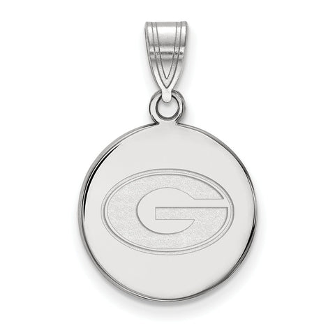 10kw LogoArt University of Georgia Medium Disc Pendant