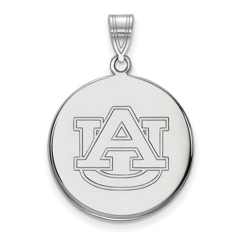 10kw LogoArt Auburn University Large Disc Pendant