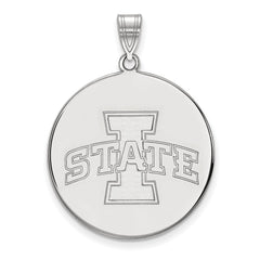 10kw LogoArt Iowa State University XL Disc Pendant