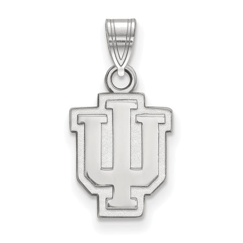 14kw LogoArt Indiana University Small Pendant