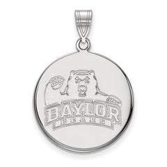 10kw LogoArt Baylor University Large Disc Pendant