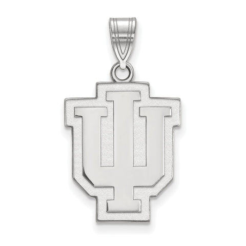 14kw LogoArt Indiana University Large Pendant