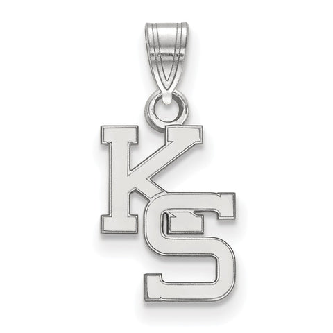 10kw LogoArt Kansas State University Small Pendant