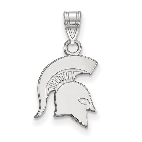 14kw LogoArt Michigan State University Small Pendant