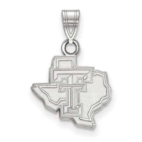 14kw LogoArt Texas Tech University Small Pendant