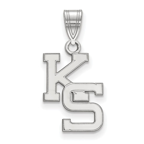 10kw LogoArt Kansas State University Medium Pendant