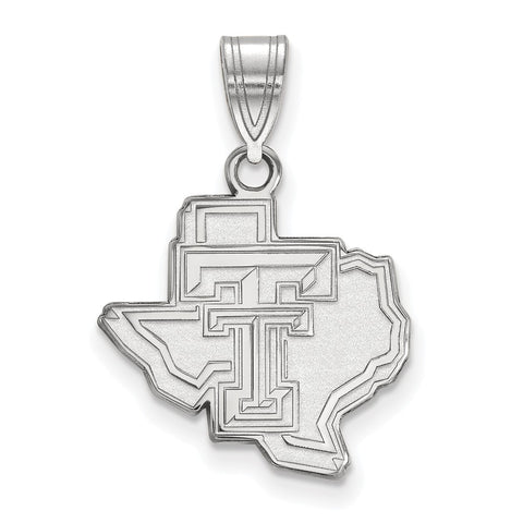 14kw LogoArt Texas Tech University Medium Pendant