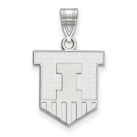 14kw LogoArt University of Illinois Medium Pendant