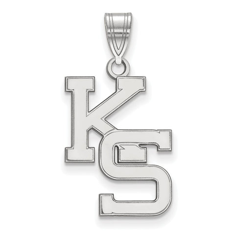 10kw LogoArt Kansas State University Large Pendant