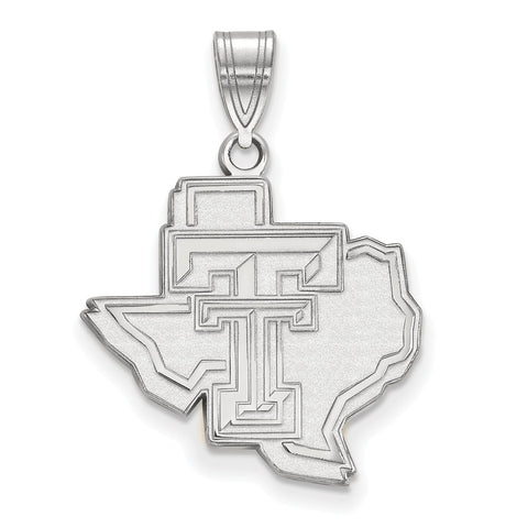 10kw LogoArt Texas Tech University Large Pendant