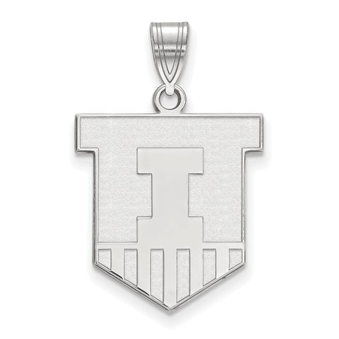 10kw LogoArt University of Illinois Large Pendant
