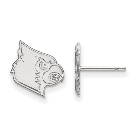 10kw LogoArt University of Louisville Small Post Earrings