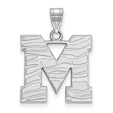 14kw LogoArt University of Memphis Large Pendant