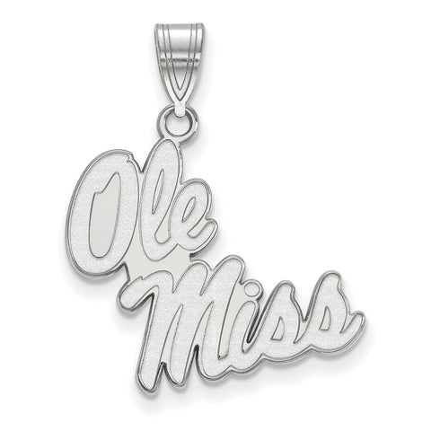 14kw LogoArt University of Mississippi Large Pendant