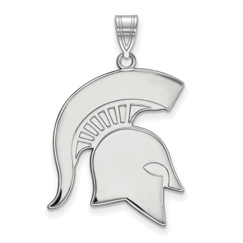 14kw LogoArt Michigan State University XL Pendant
