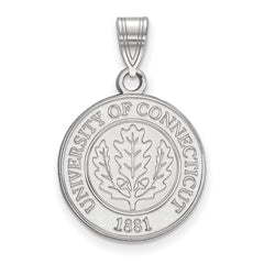 10kw University of Connecticut Medium Crest Pendant