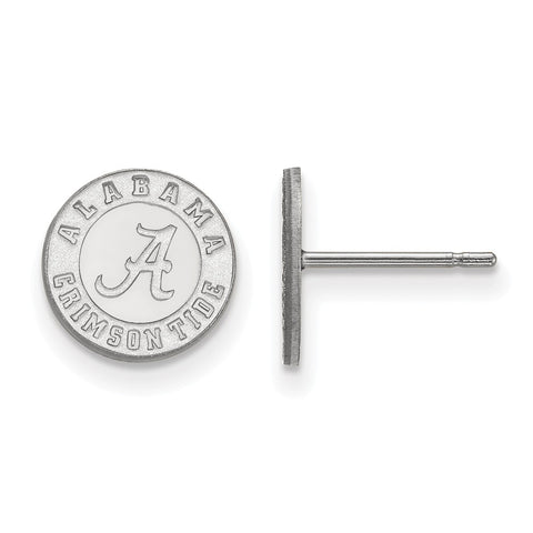 10kw LogoArt University of Alabama XS Post Earrings