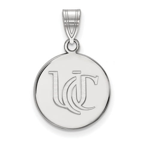 14kw LogoArt University of Cincinnati Medium Pendant